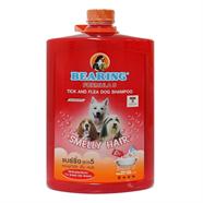 BEARING แชมพูสุนัข สูตรกำจัดกลิ่นสาบ 3000 CC.