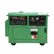 ANATA เครื่องปั่นไฟ 9 HP รุ่น ADG6000ES
