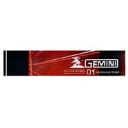 GEMINI ลวดเชื่อมไฟฟ้า สีแดง รุ่น D-1