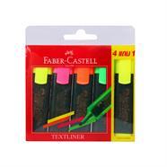 FABER-CASTELL ปากกาเน้นข้อความ คละสี