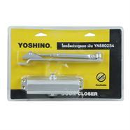 YOSHINO โช้คอัพประตูลอย รุ่น YN880254 สีเงิน