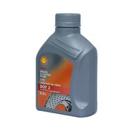 SHELL น้ำมันเบรค 0.5L รุ่น Brake & Clutch Fluid DOT