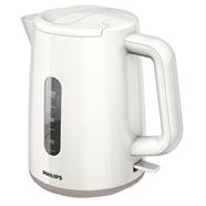 PHILIPS กาต้มน้ำไฟฟ้า 1.5 ลิตร รุ่น HD9300 สีขาว